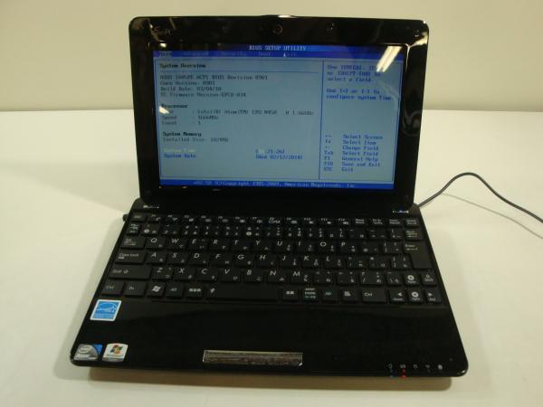 Eee PC 1005PE -BK160の画像