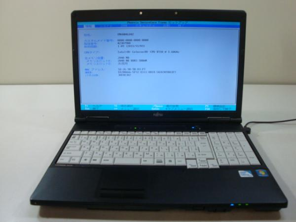 LIFEBOOK A561/DXの画像