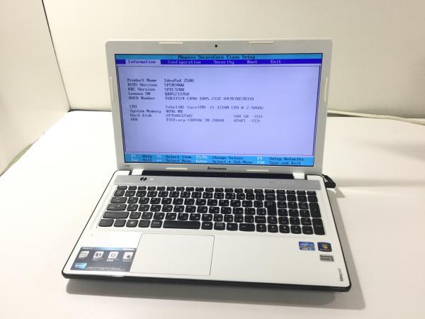 IdeaPad Z580 2151の画像