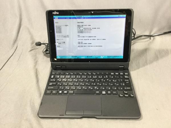 ARROWS Tab Q508/SBの画像