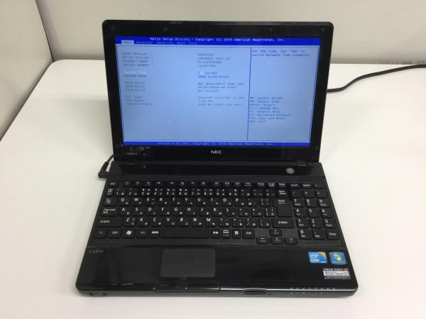 PC-LM750DS6Bの画像